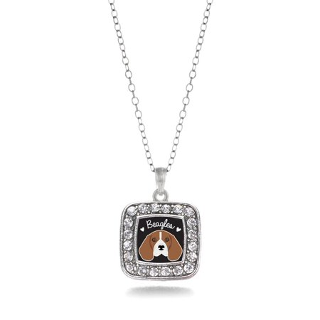 Beagle Charm Necklace - Beagle Lover Classic Charm Necklace