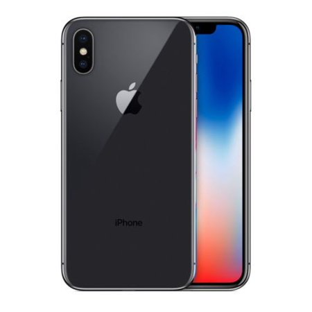 Apple Iphone X 256GB /Wifi/Unlocked/Space Gray Scratch And Dent (Best Wifi Hotspot App For Iphone)
