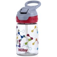 Nuby Thirsty Kids Flip-It Soft Spout Sippy Cup