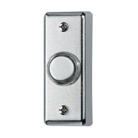 Broan Nutone Door Bell Chime PB69LPC Chrome