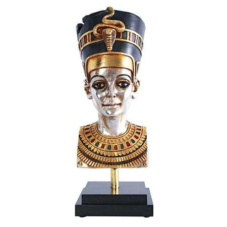 EGYPTIAN QUEEN NEFERTITI BUST ON MOUNT