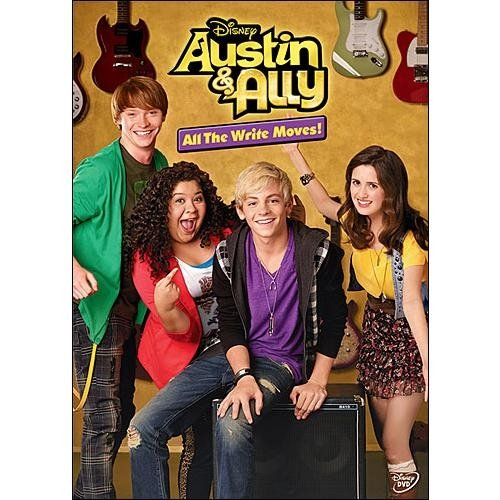 Austin & Ally: All The Write Moves (Full Frame)
