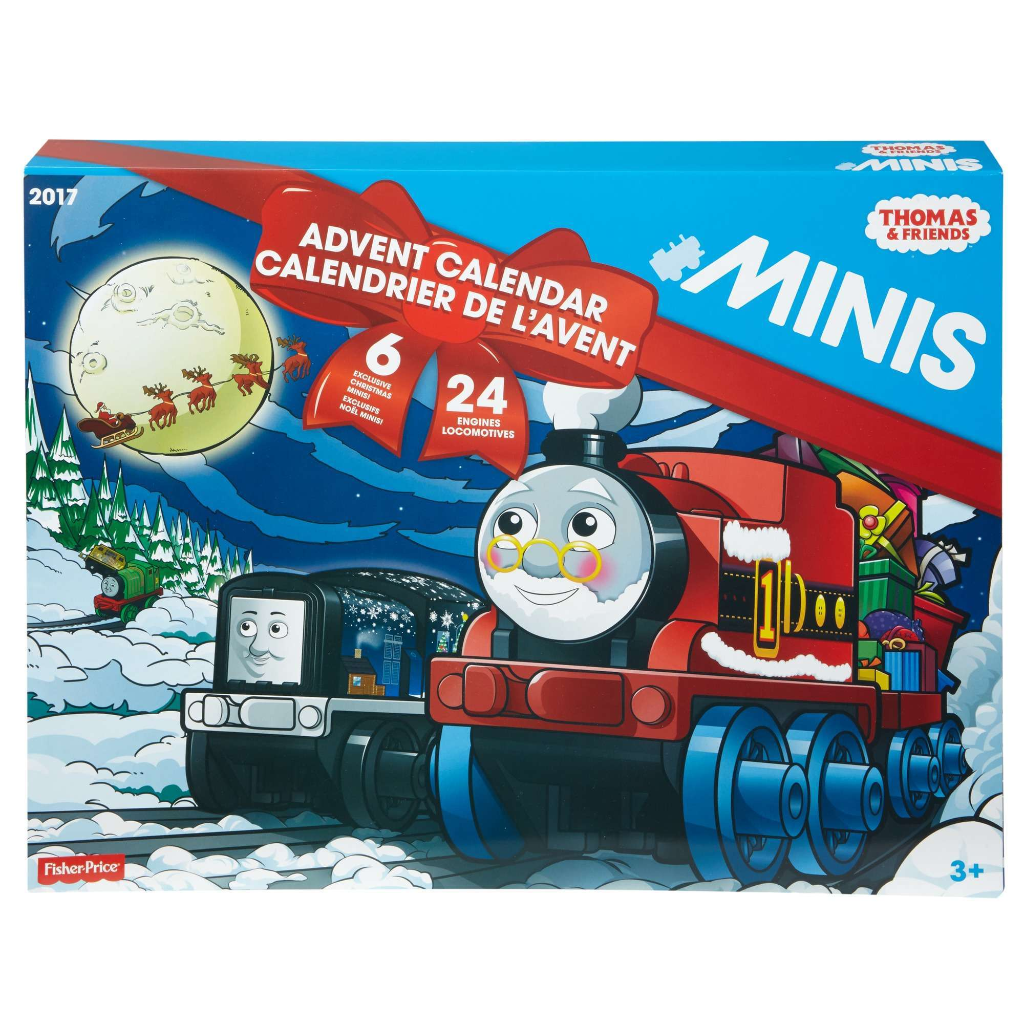 Thomas & Friends MINIS 2017 Advent Calendar