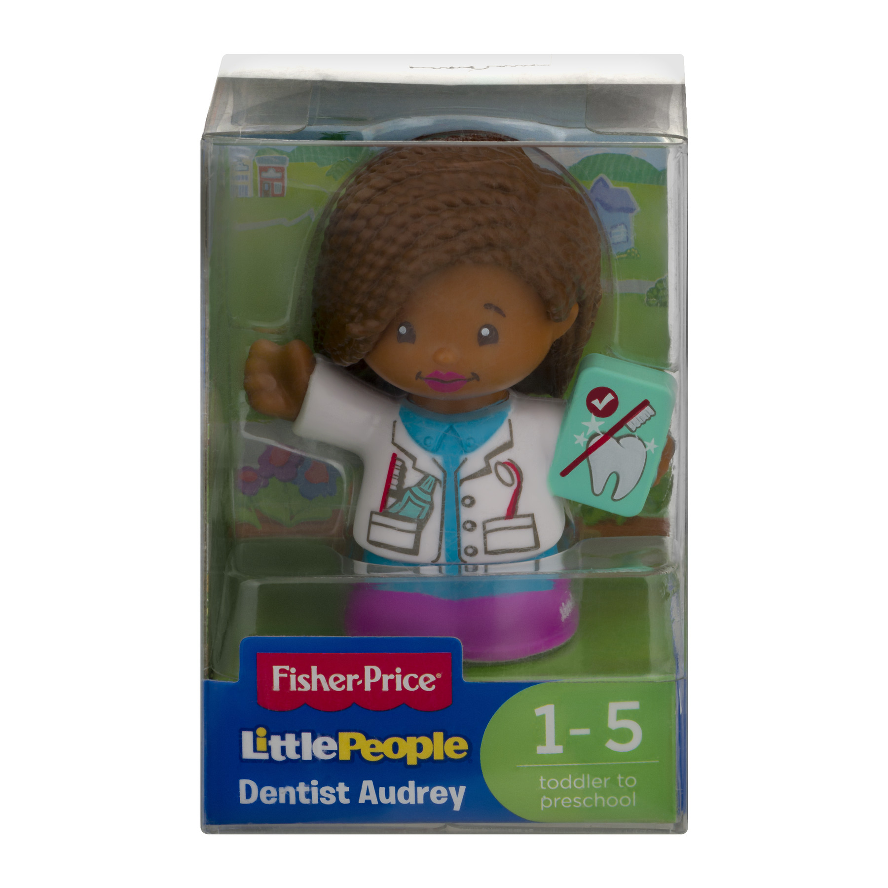 Fisher-Price Little People Dentist Audrey, 1.0 CT