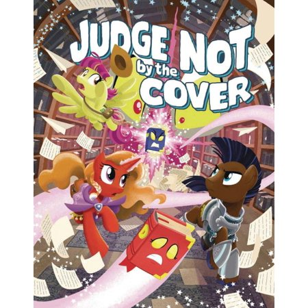 My Little Pony Tails of Equestria : Judge Not by the Cover](Judges Gavel)