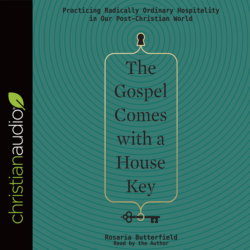 The Gospel Comes with a House Key (Audiobook)