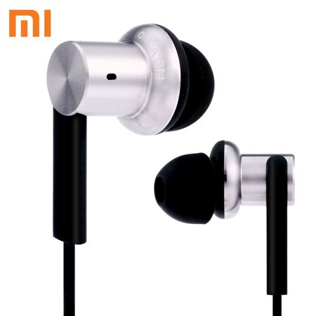 Original Xiaomi Mi Iv In Ear 3 5Mm Wired Hybrid Dynamic And Two Balanced Armature Drivers Earphones
