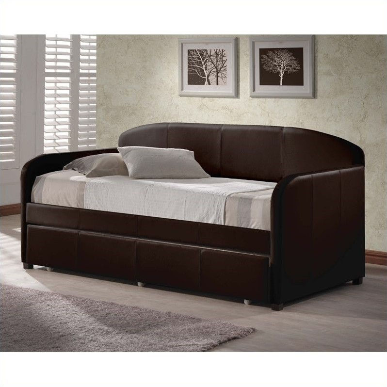 Hillsdale Furniture Springfield Daybed, Brown