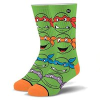 Odd Sox Men's Turtle Boys Crew Socks