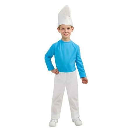 Smurf Child Costume
