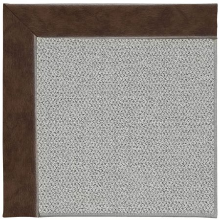 Highland Dunes Barrett Silver Machine Tufted Burgundygray Area Rug