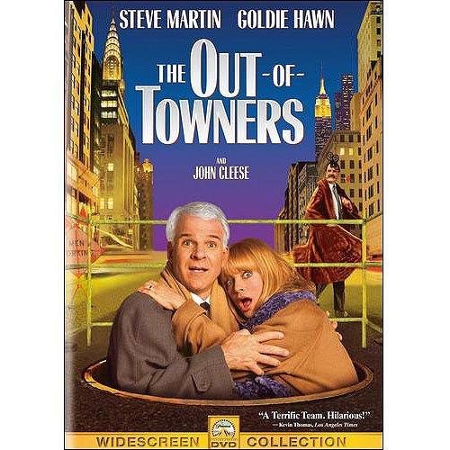 OUT OF TOWNERS (DVD/1999/WS/ENHANCED/16X9/DOLBY DIGITAL ENG 5.1 SURR)