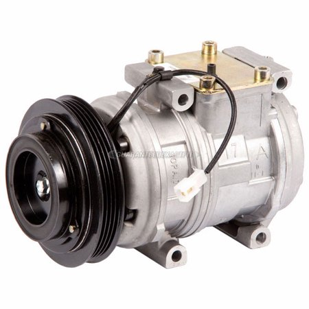 AC Compressor & A/C Clutch For Toyota Previa 1994 1995 1996 ()