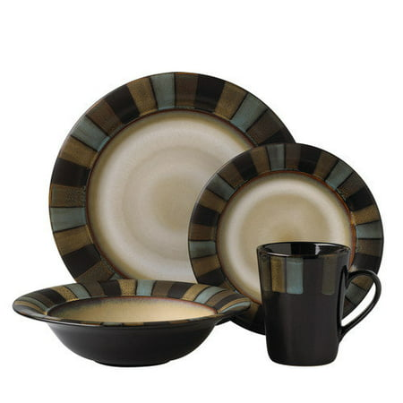 Pfaltzgraff Everyday Cayman 16 Piece Dinnerware Set