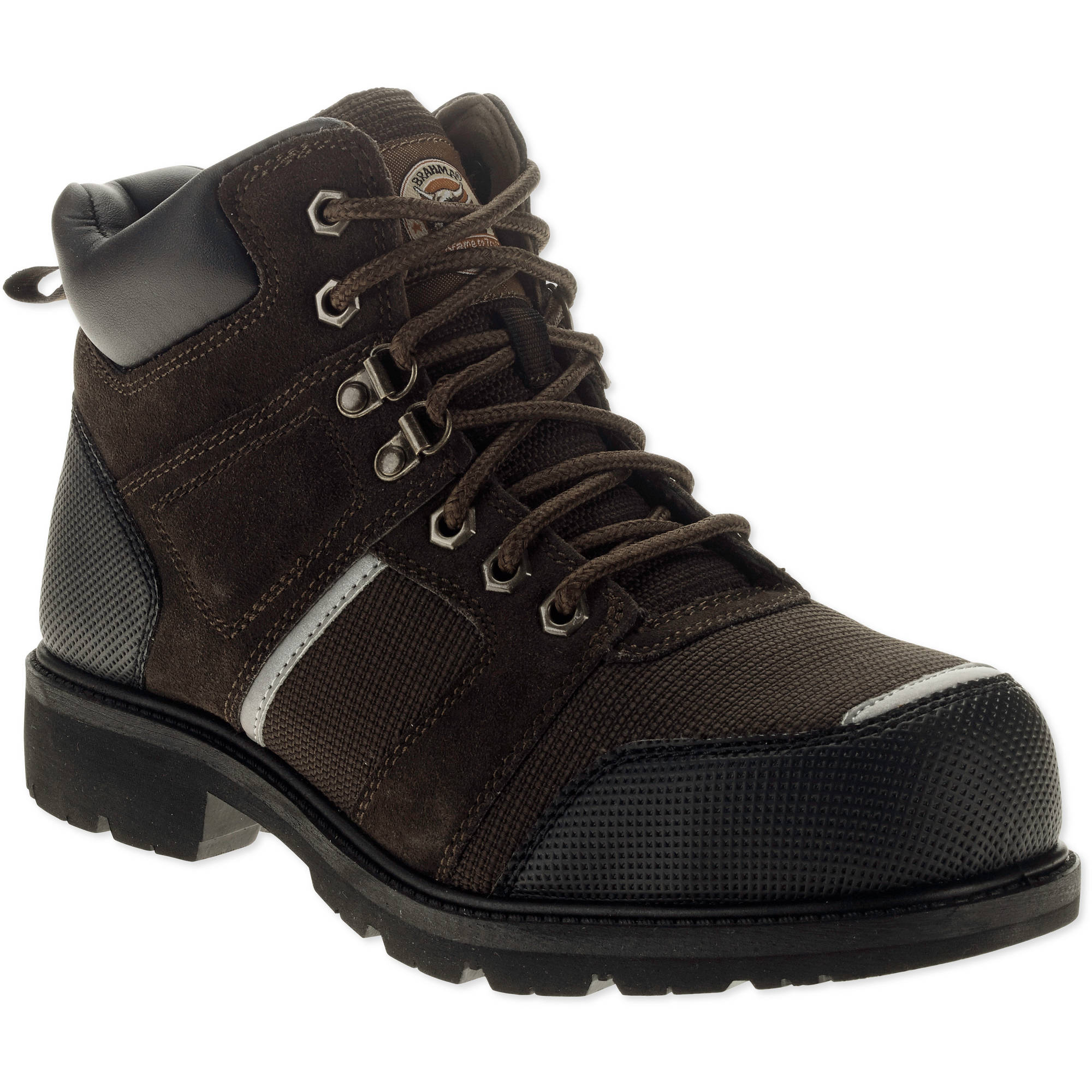 Brahma Men's Felix Steel Toe 3M Reflective Work Boot