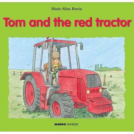 Tom and the Red Tractor - eBook ()