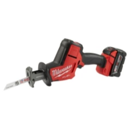 Milwaukee Electric Tools 2719-21 M18 Fuel Hackzall Saw W/ [1] Redlithium Xc5.0 Battery