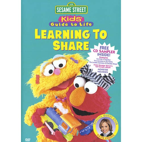 Sesame Street Learning to Share by SONY WONDER/SMV