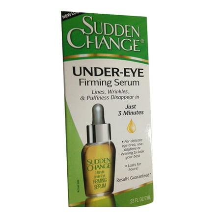 Sudden Change Under Eye Firming Serum - 0.23 Oz, 2