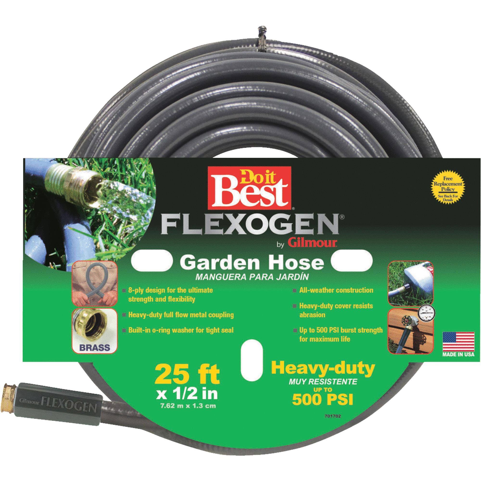 Best Garden Flexogen Heavy-Duty Garden Hose