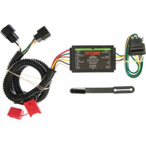 curt manufacturing cur56151 13 15 santa fe 15 sedona 11 c sorento 07 Ford OEM Wiring Harness at Oem Style Wiring Harness
