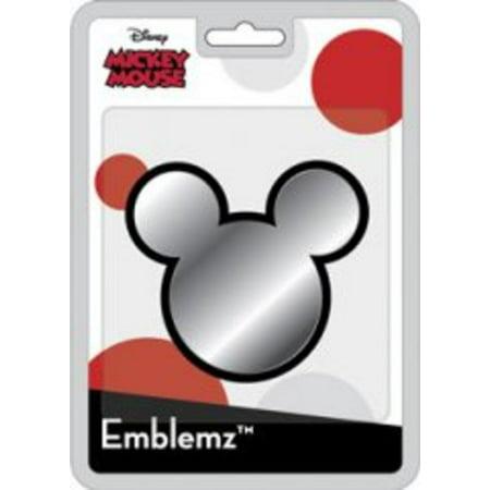 Mickey Mouse Ears Chrome Auto Emblem Ncaa Chrome Auto Emblem