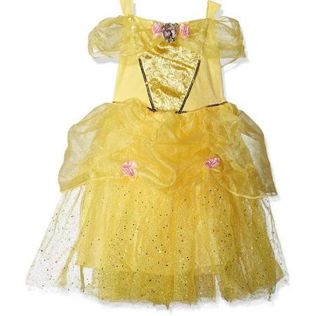 Disney Princess Prestige Child Costume, Bella, Size S](Bella Twins Costume)