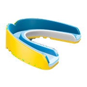 Shock Doctor 6500 Nano 3D Mouthguard, Adult , PEARLYELLOW