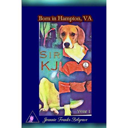 My Beagle Born in Hampton, VA - eBook