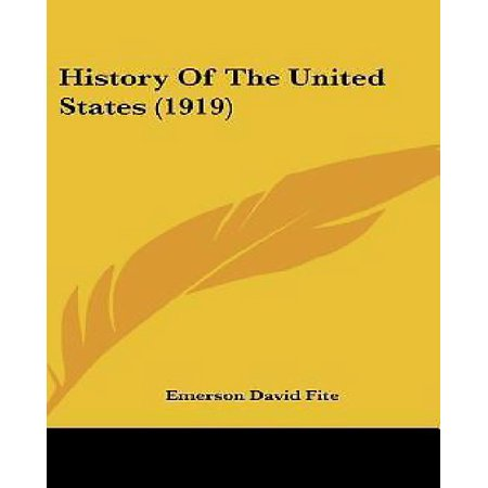 History Of The United States (1919) - image 1 de 1