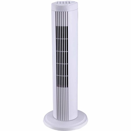 27 Tower Fan White