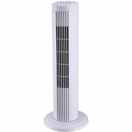 27 Quot Tower Fan White Walmart Com