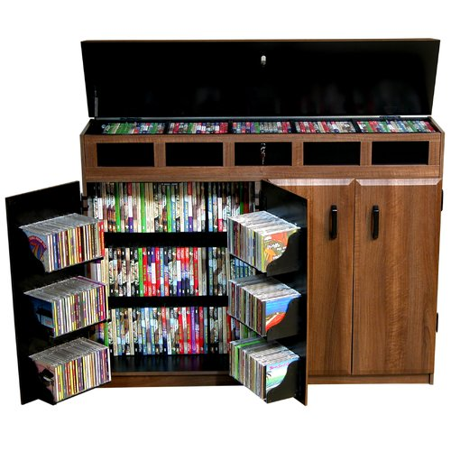 Venture Horizon VHZ Entertainment Top Load Multimedia Cabinet