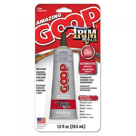 Amazing Goop 144100 Trim Repair Adhesive, 1 fl. oz.