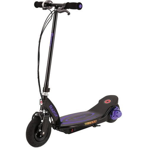 Razor Power Core E100 Electric Scooter - Purple