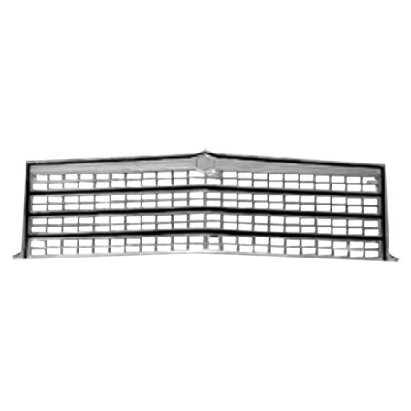 Chrome Grill Assembly for 1979 Chevrolet El Camino, Malibu Grille GM1200206