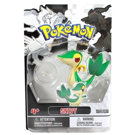 Pokemon Black And White Figure Jakks Pacific Volume 1 Snivy Figure