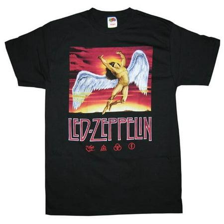 - Led Zeppelin Swan Song T-Shirt