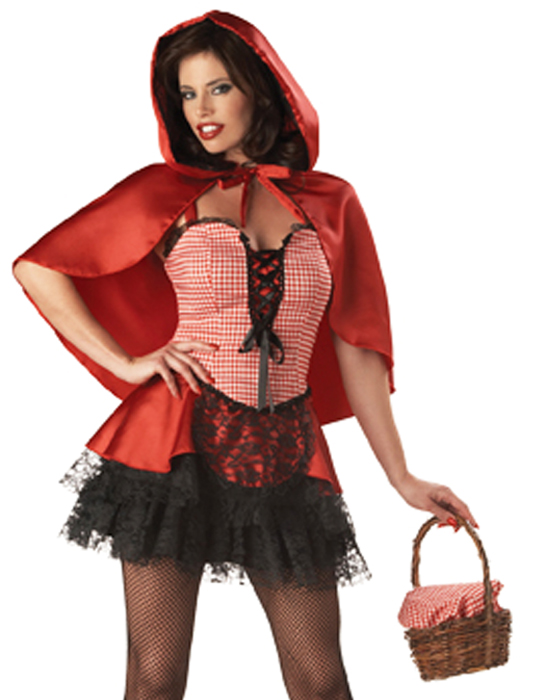 Plus size sexy gothic costumes
