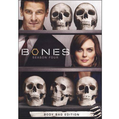Bones: Season 4 (Widescreen)