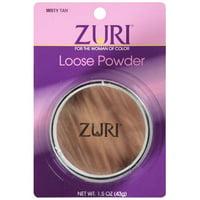 Zuri Loose Powder Misty Tan