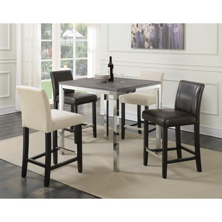 Coaster Furniture Eldridge Counter Height Dining Table