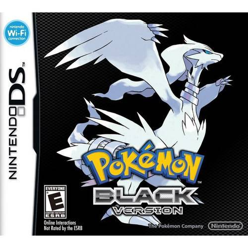 Pokemon Black Version (DS)