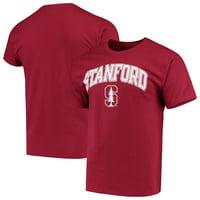 Men's Russell Cardinal Stanford Cardinal Core Print T-Shirt