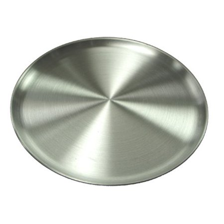 Coupe Style Pizza Tray - Winware Coupe Style Aluminum 9-Inch Pizza Tray By Winco Ship from US