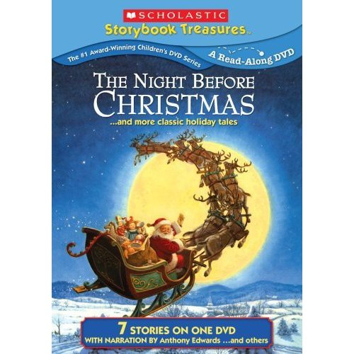 Night Before Christmas and More Classic Holiday Tales