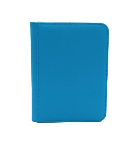 Dex Zip Binder 4 - Blue New