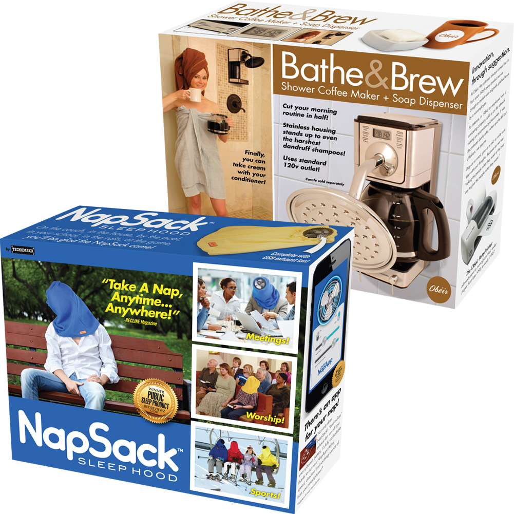Your Gift Recipient Will be Speechless Bathe /& Brew Coffee Prank Pack