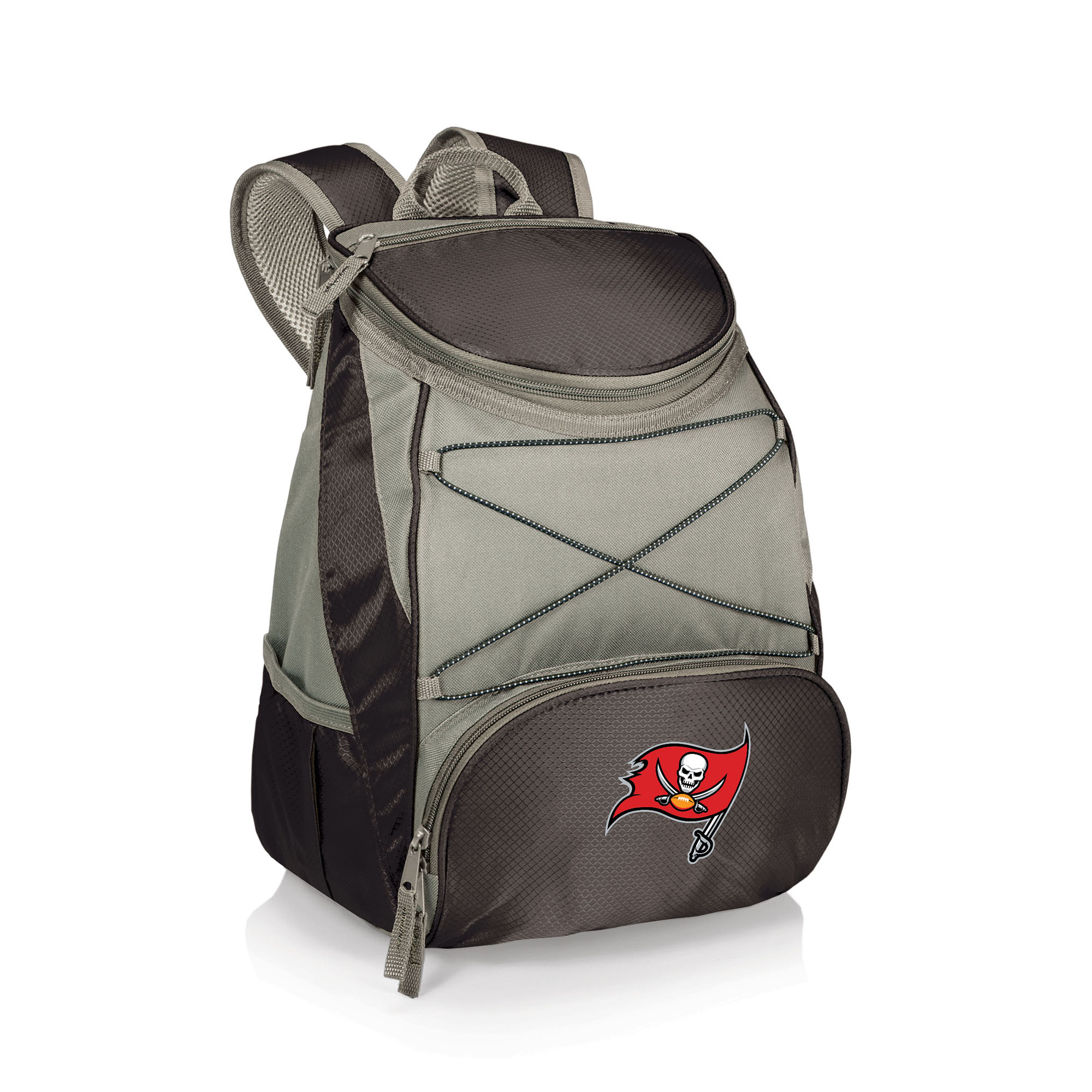 Tampa Bay Buccaneers PTX Backpack Cooler - Black - No Size