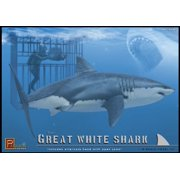 1/18 The Great White Shark Multi-Colored